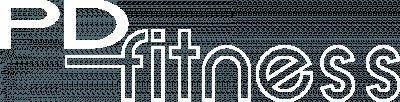 PD Fitness Logo - Plain