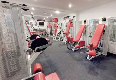 Resistance & Toning Room